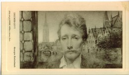Menu Ancien    Georges Rodenbach Dhumer-Levy  Ed. A.Girard BE - Menus