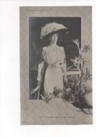 Lot 2 Cartes : SM Elisabeth Reine Des Belges - Koninklijke Families