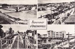 CPSM Orleansville Multivues - Chlef (Orléansville)