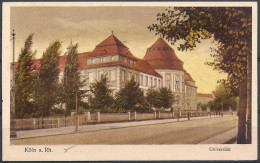 Cpa Kôln, Universität - Koeln