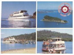 (PH 26) Australia - NSW - Brooklyn - Australia Last River Boat Postman - Australie