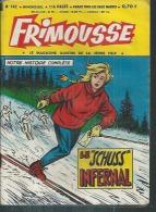 FRIMOUSSE  N° 162   -  CHATEAUDUN  1964 - Petit Format