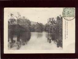 97 Nouvelle Calédonie Dumbéa Rivière De La Couvelée Pas D'édit. Timbre Nouvelle Calédonie - Nouvelle Calédonie