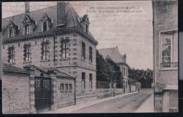 Châlons-sur-Marne - Ecole Normale D'Institutrices - Feldpost 1915 - Châlons-sur-Marne
