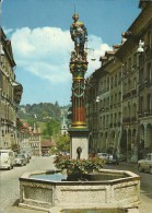 PostkaartZwitserland 581   Bern Gerechtigkeitsbrunnen - Ohne Zuordnung