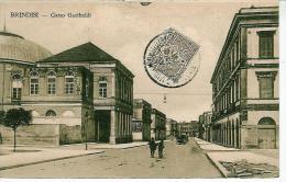 Italie Brindisi Corso Garibaldi - Brindisi