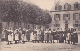 29 -- QUIMPER -- Ecole  Communale Des Jeunes Filles - Quimper