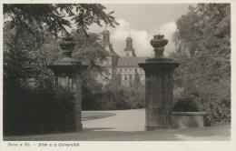 Bonn A. Rh. - Blick A.d. Universität  (BCA530 - Bonn
