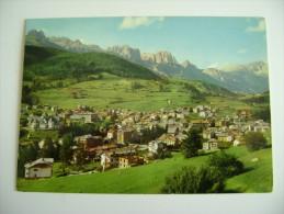 MOENA   TRENTO  VIAGGIATA COME DA FOTO  * - Trento