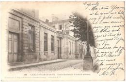 Dépt 51 - CHÂLONS-EN-CHAMPAGNE - École Nationale D'Arts Et Métiers - (Châlons-sur-Marne) - Châlons-sur-Marne