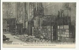 SAINT MIHIEL -  Travaux De Protection De Saint Sépulcre De Ligier Richiet - Saint Mihiel
