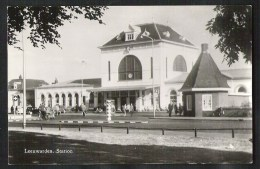 LEEUWARDEN Station Levendig * 1962 - Leeuwarden