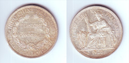 French Indochina 1 Piastre 1925 A - Vietnam