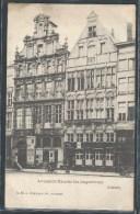 - CPA BELGIQUE - Anvers, Anciennes Maisons Des Corporations - Belgique