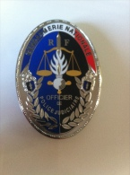 Insigne OPJ  Gendarmerie - Autres Collections