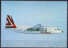 Carte Postale - Fokker F27 Mk600 - Lauda Air - Neuve - 1946-....: Ere Moderne