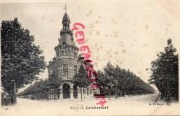 59 - LAMBERSART - MAIRIE   1904 - Lambersart