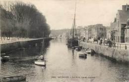 France - 29 - Quimper - Le Port Vu En Amont - Quimper