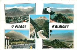 73 SAINT PIERRE D'ALBIGNY - Saint Pierre D'Albigny