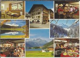 Rustik-Restaurants ALBANA. Propr. Jos. Mettler. Dir. V. Engelen. Schweiz. Suisse. Zwitserland - Restaurants