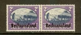 BECHUANALAND 1945 MNH Stamp(s) Victory Pair 2d 114 - Bechuanaland (...-1966)