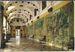 IT.- Isola Bella. Lago Maggiore. Galeria Degli Arazzi. Galerie Des Tapisseries. Wandtappeten Galerie. Tapestries Gallery - Museum