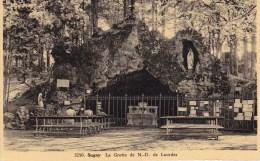 Sugny   La Grotte De N.D. De Lourdes  (bijgeknipt) - Vresse-sur-Semois