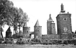 Sombreffe - Le Vieux Château Féodal , Vue Extérieur - Sombreffe