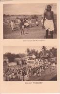 CPA Afrique/Africa - Les Bagages De Monseigneur - Attendant Monseigneur (2227) - Missions