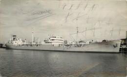 Réf : AAE14 -420 : Navire Pétrolier Puffina (état Moyen) - Tankers
