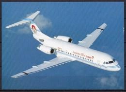 Carte Postale - Fokker 70 - America West Airlines - Neuve - 1946-....: Ere Moderne
