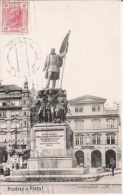 POZDRAV Z PRAHY 20    1907 - Tchéquie