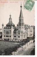 FRANZESBAD (FRANTIKOVSKY LAZNE) 1462  RUSSISCHE KIRCHE - Tchéquie