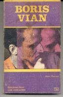 """""""BORIS VIAN"""" DE JEAN CLOZET. BIOGRAFÍA. CON FOTOS EN BLANCO Y NEGRO. GECKO. - Biographies"""