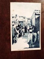 Carte Postale Ancienne :une Rue De MORONI , Animé - Comores