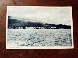 Carte Postale Ancienne : Vue Generale De MORONI - Comores