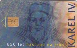 CZECH REPUBLIC - Karel IV, 07/96, Used - Tchéquie