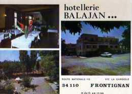 34  VIC LA GARDIOLE Hostellerie Balajan RN112  Frontignan - Altri Comuni