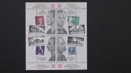 Denmark - 2001 - Mi.Nr. 1287-90,bloc 17**MNH - Look Scan - Blocchi & Foglietti