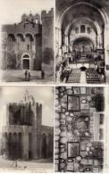 SAINTES MARIES DE LA MER - 4 CPA - Basilique, Chapelle... (65773) - Saintes Maries De La Mer