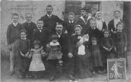 ¤¤  -   MACHECOUL   -   Une Famille De Seize Enfants   -  ¤¤ - Machecoul