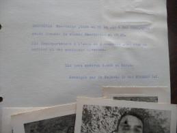Archive Légion étrangère Aviation. 5 Petites Photos Originales. Djounouds Marocains Tués En HU 04, Le 6 Mai 1960.... - Guerre, Militaire