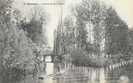 Bourges - Les Bords De L'Yèvre - Carte Non Circulée - Bourges