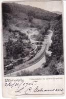 Herkulesbahn Im Druselthal  1905  (z003) - Kassel