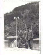 MILITARI - FOTO Cm 10 X 14,4 - Polizia - Fotografo Di Gallarate - Militari