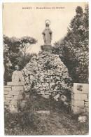 Cpa: 70 BOREY (ar. Vesoul) Notre Dame Du Rocher (animé) - France