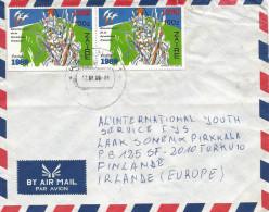 DRC RDC Zaire 1990 Kanane 1 French Revolution Cover - Zaïre