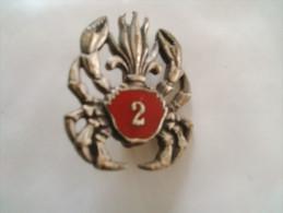 Legion Etrangere Insigne Amphibie Du REC - Army
