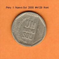 PERU    1  NUEVO SOL  2000  (KM # 308.1) - Peru