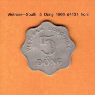 VIETNAM---South    5  DONG  1966  (KM # 9) - Vietnam